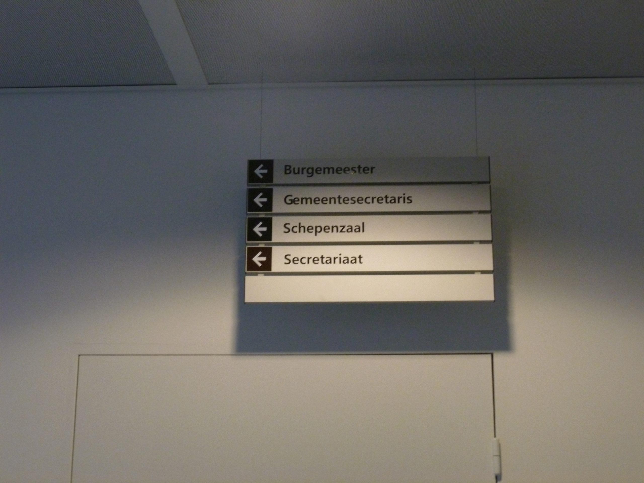 Gemeentehuis Arendonk